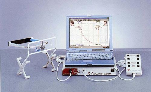 顎機能診断用の機器