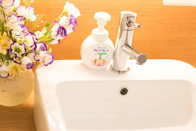 トイレ/洗面写真