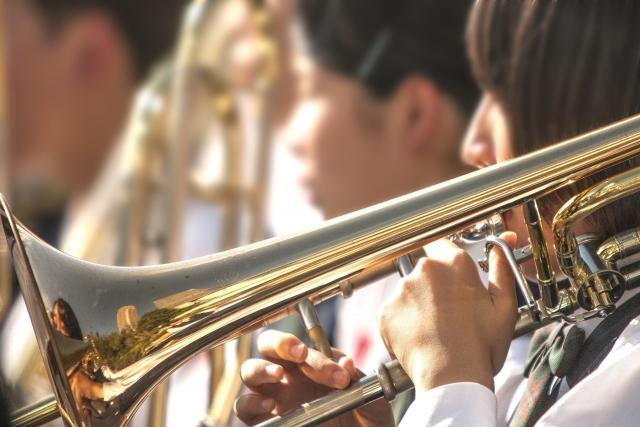 吹奏楽部イメージ